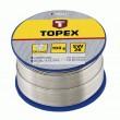 Forrasztóón TOPEX 44E512 0,7mm 100g