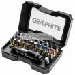 Bit készlet GRAPHITE 56H608 32 részes
