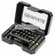 Bit készlet GRAPHITE 56H612 23 részes