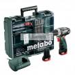 Akkus fúró-csavarozó METABO PowerMaxx BS Basic készlet 10,8V