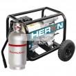 Benzin- gázmotoros zagyószivattyú HERON 8895105G (EMPH 80WG)