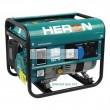 Benzinmotoros áramfejlesztő HERON EG 11 IMR 8896109