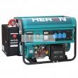 Benzinmotoros áramfejlesztő HERON 8896115-AU6 (indító automatikával + GSM)
