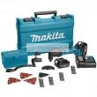 Akkus multifunkciós gép MAKITA BTM50RFEX4  18V/3,0Ah + koffer