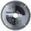 Körfűrészlap DEDRA H200100 200x30mm Z100 TR-F