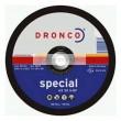 Vágókorong DRONCO fém Special 115x2,0x22