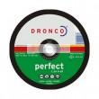 Vágókorong DRONCO 115x1,2x22 kő