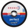 Vágókorong DRONCO fém Perfect 180x2,5x22