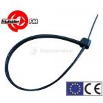 Kábelkötegelő FRIULSIDER 200x2,5 fekete