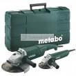 ComboSet Sarokcsiszoló METABO WX2200-230 + W 820-125