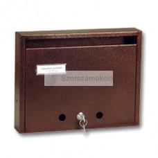 Postaláda LTP fekvő záras 35,0x27,0x8,5cm névjegytartós