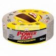 Ragasztószalag Power Tape 50m/50mm ezüst